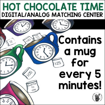 Hot Chocolate Time Center