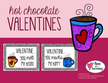 Hot Chocolate Valentines
