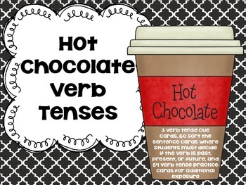 Hot Chocolate Verb Tenses