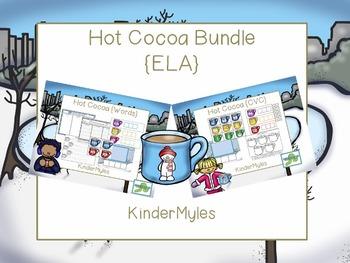 Hot Cocoa {ELA Bundle}