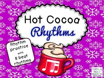 #HappyBirthdayKodály Hot Cocoa Rhythms 1eighth 2sixteenth