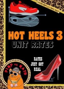 Hot Heels 3 UNIT RATES