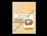 Hot Potato  Bilingual MP3, Lyrics & activity BUNDLE. Engli