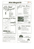 FRENCH - Hotel Marguerite (worksheets on hotels)
