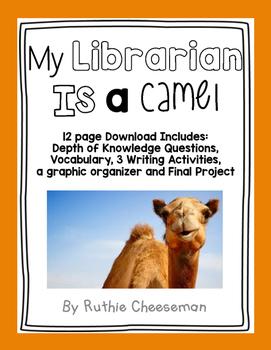 Houghten Mifflin Journeys: My Librarian is a Camel