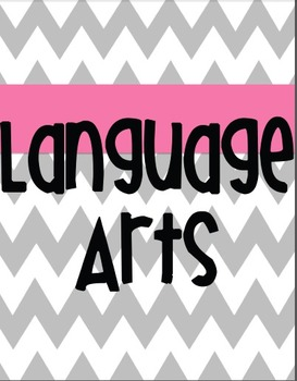Houghton Mifflin First Grade Language Arts Binder cover, t