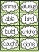 Houghton Mifflin First Grade Word Wall