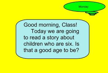 Houghton Mifflin Grade 1 Theme 1 Week 1