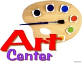 Houghton Mifflin Kindergarten Language Arts Centers Banners
