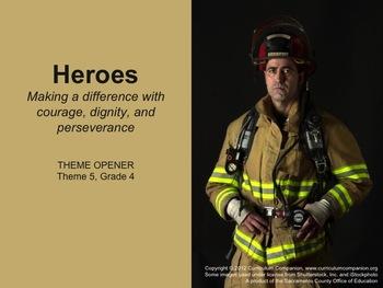 Houghton Mifflin Reading Grade 4 Theme 5 All Resources Com