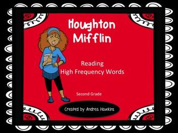 Houghton Mifflin Second Grade High Frequency Words