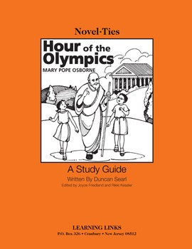 Hour of the Olympics - Novel-Ties Study Guide