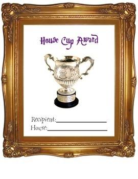 House Cup Award