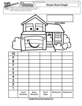 House Hunt Graph