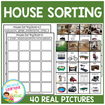 House Sorting Boards