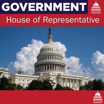 House of Representatives Handout