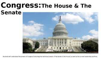 House v. Senate