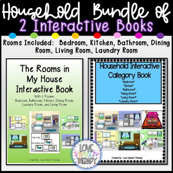 Household Interactive Book BUNDLE