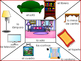 Household Items Puzzles {In Spanish}