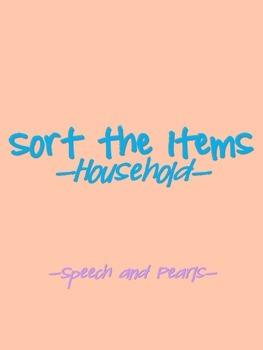 Categories: Household Items Sort