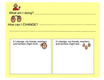 How Can I Change? - Autism VISUAL