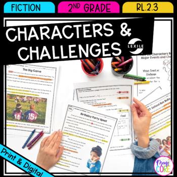How Characters Respond to Major Events and Challenges- 2nd