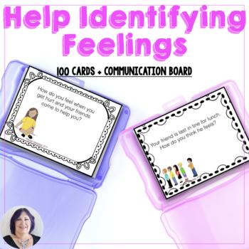 Social Emotional Language Skills - Describe How You Feel,