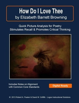 """""""How Do I Love Thee"""" by Elizabeth Barrett Browning: Quick"""