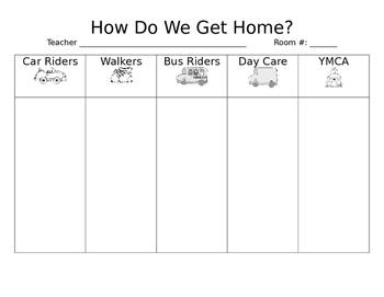 How Do We Get Home? Sheet