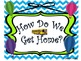How Do We Get Home? Transportation Posters and Tags (Hot A
