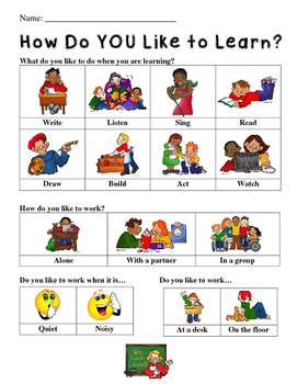 How Do YOU Learn?