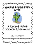 How Does A Cactus Store Water