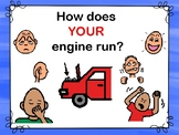 How Does Your Engine Run Social Story