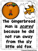 How Does the Gingerbread Man Feel?  (A Sight Word Reader a
