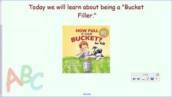 Bucket Filler Smart Board Lesson