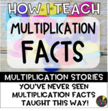 Teaching Multiplication Facts Using Multiplication Stories