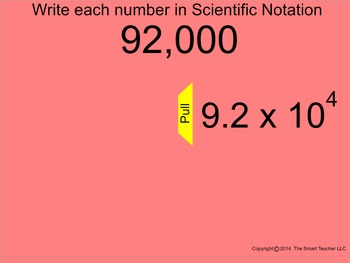 How I Teach Scientific Notation Part 1