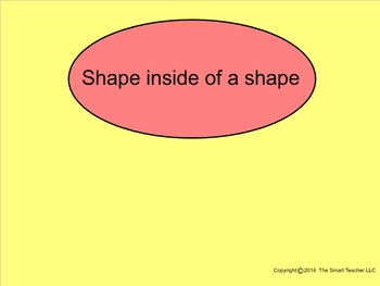 How I Teach area of a shape inside a shape