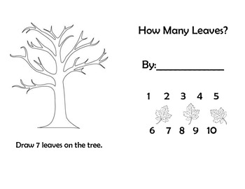 How Many Leaves Book
