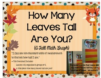 How Many Leaves Tall Are You?