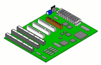 How Motherboards Work- Internet Assignment for Computer Sc