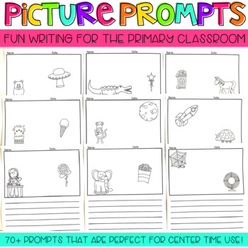 How Random { Fun Writing for the Primary Classroom }
