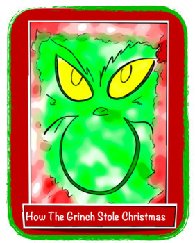 How The Grinch Stole Christmas - Lesson Plan