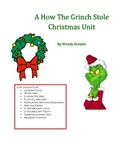 How The Grinch Stole Christmas Unit