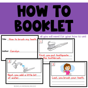 How To Booklets