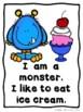 How To Build A Little Monster Ice Cream Sundae (ASight Wor