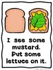 How To Build A Little Monster Sandwich (A Sight Word Emerg
