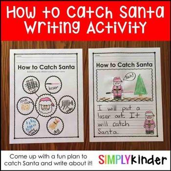 How To Catch Santa {FREE}