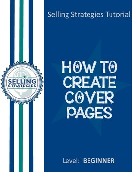 How To Create Cover Pages