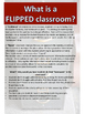 Planning a Flipped Classroom with printable templates
